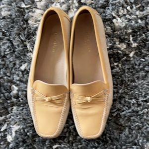 Cole Haan buttery leather loafers eight